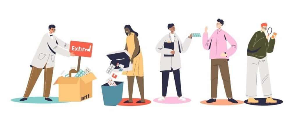 utylizacja leków- co zrobić z lekami przeterminowanymi